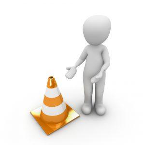 traffic-cone-1027881_1920